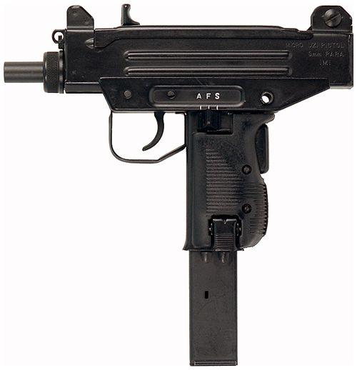 Gold Uzi Pistol | Gold+uzi+gun