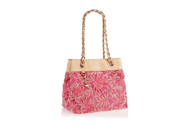Pink Paddy Hobo Bag