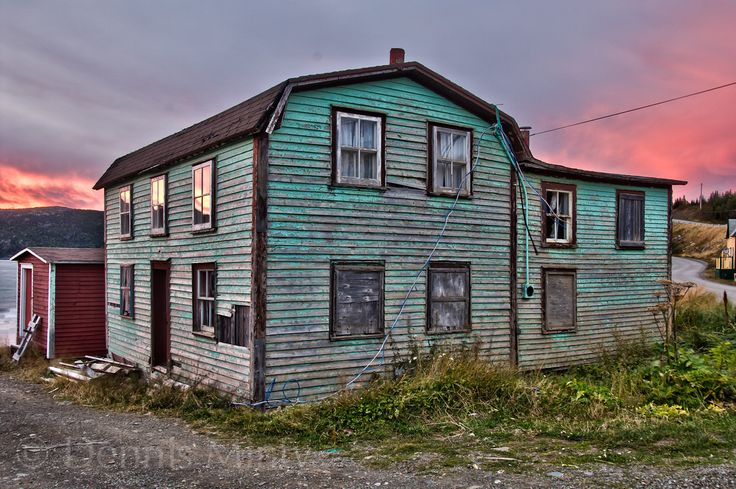 Conche, Northern Peninsula, Newfoundland