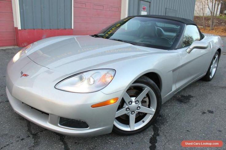 2006 Chevrolet Corvette CONVERTIBLE #chevrolet #corvette #forsale #unitedstates