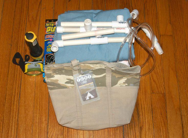 PVC Fort Kit