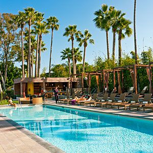 "Sunset Magazine's ""Top 50 Hotels Under $150""--This one is Hotel Maya in Long Beach. Sign me up!"