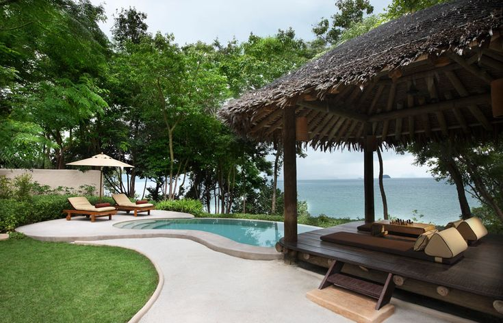 Pool Villa.The Naka Island, Phuket. © Starwood Hotels & Resorts Worldwide