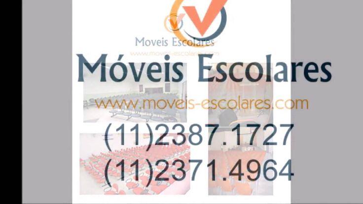 FABRICA DE MOVEIS ESCOLARES CADEIRAS UNIVERSITARIAS BANCOS ESTOFADOS PAR...
