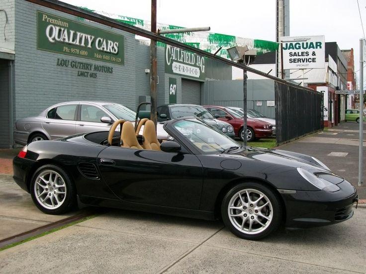 Vehicles For Sale :: 2004 Porsche Boxster 5 Spd. Man. - Jaguar Cars For Sale Australia