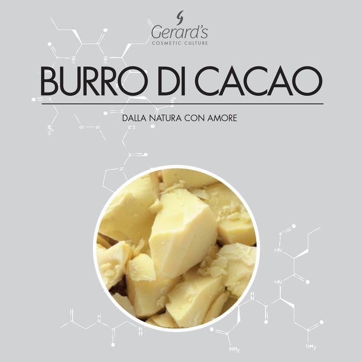 Il Burro di Cacao è ricco di antiossidanti naturali e ha delle significative proprietà rigeneranti. Provane i benefici sulla tua pelle. È uno degli attivi di The Treasure Supreme Body Butter, il burro da massaggio nutriente, elasticizzante, rilassante ed energizzante, cuore del nuovo rituale gourmet Exotic Macaron.  #exoticmacaron #beauty #bellezza #wellness #benessere #bodyritual #exotic #massaggio #rituale #ritual #gerards #natural #trattamento #treatment #cosmeticculture #madeinitaly