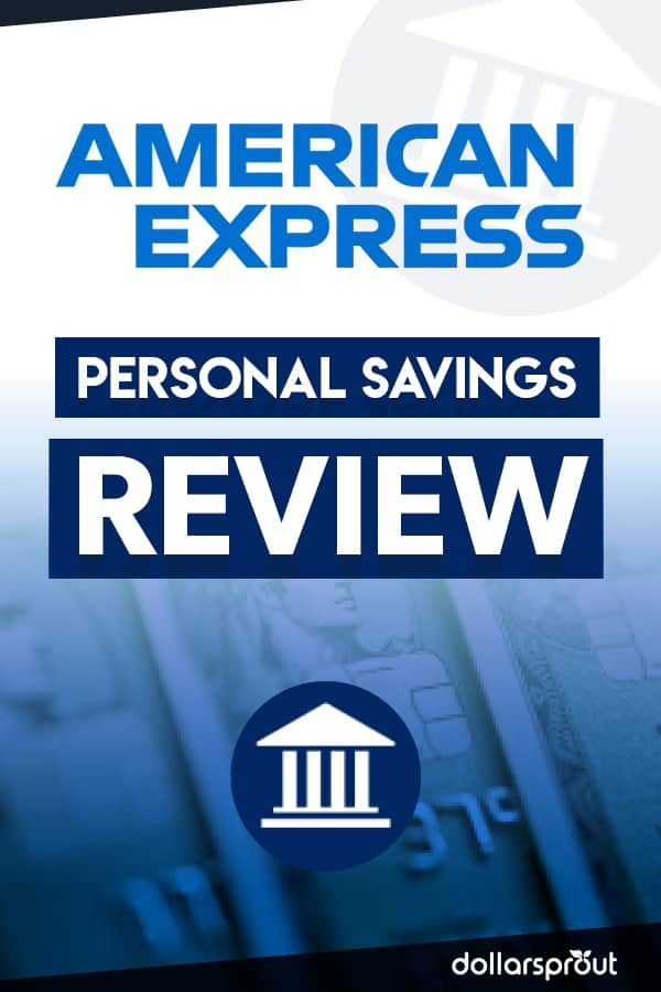 American Express Online Savings >> American Express Personal Savings Account Review Investing