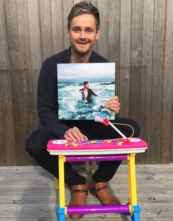 Tom Chaplin solo record drop 14-10-2016