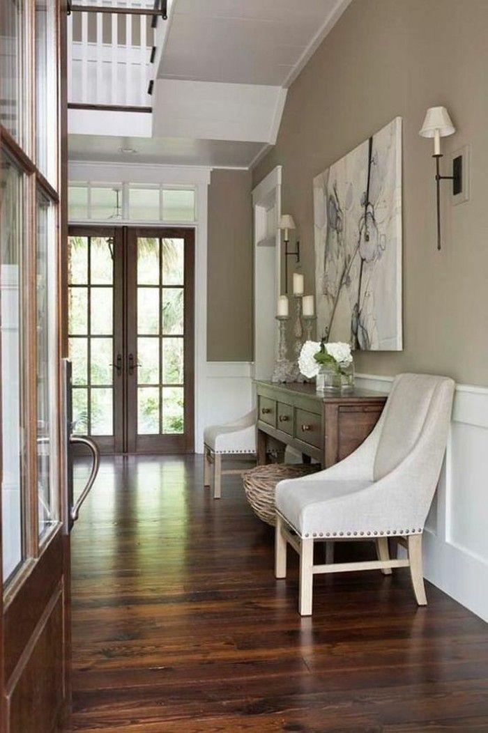 Die besten 25 flur farbe ideen auf pinterest flur farben graue flurfarbe und flur lackfarben - Wandfarbe flur ...