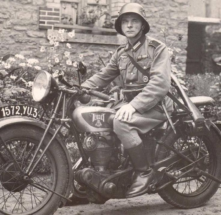 17 Best Images About Motocykle Wwii On Pinterest Warsaw