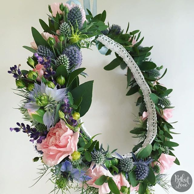 Bukietlove Kwiaty Na Slub Bukiety Slubne Dekoracje Wesel Krakow Wianki 2016 Flower Crown Floral Wreath Floral