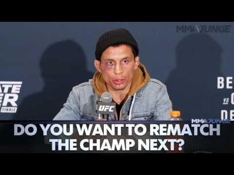 MMA Joseph Benavidez cements number one contender status; Should he get another title shot?
