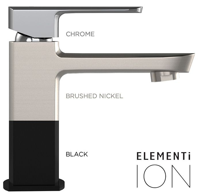 Introducing the new ION tapware collection from Elementi