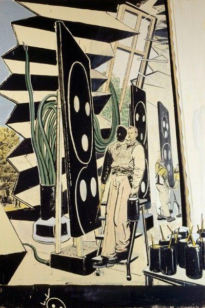 NEO RAUCH  http://www.widewalls.ch/artist/neo-rauch/ #contemporary #art