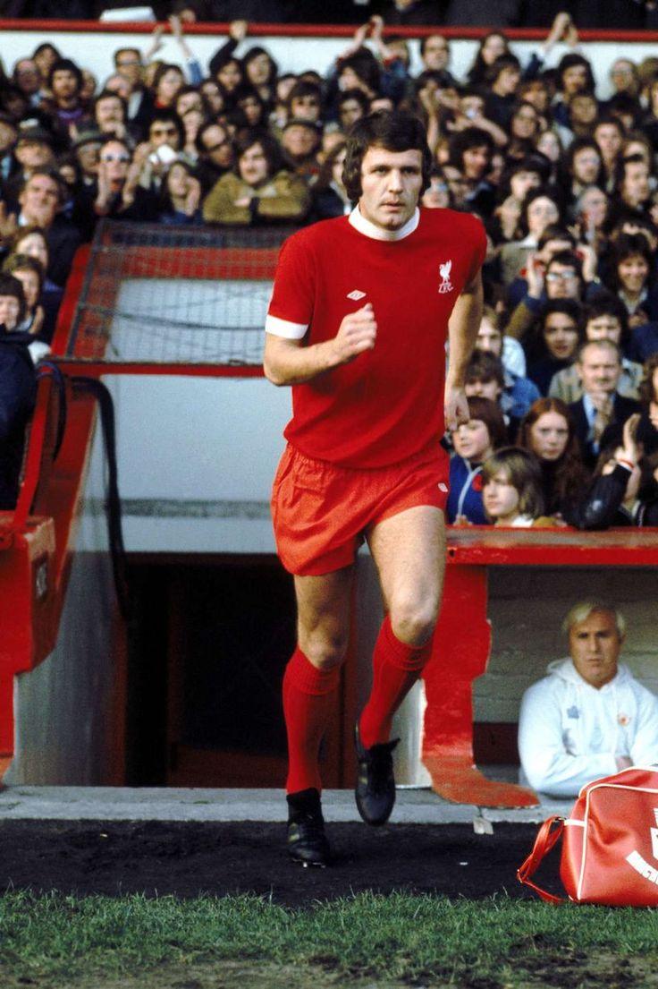 John Toshack - Liverpool FC.