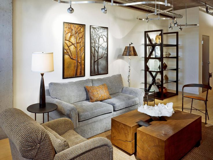 Decorating with Floor and Table Lamps | Home Decor Accessories & Furniture Ideas for Every Room | HGTV