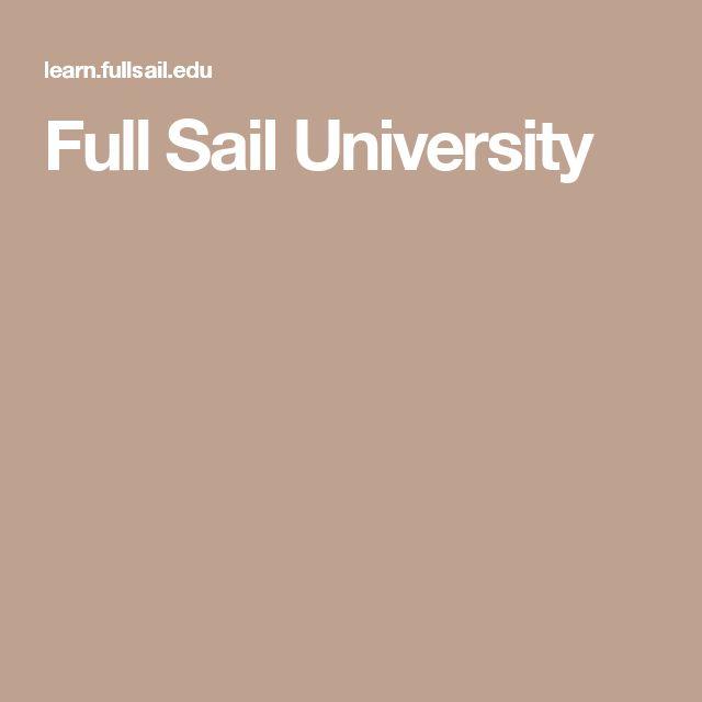 full sail creative writing