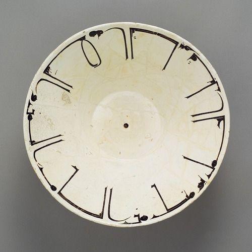 Bowl, 10th century  Samarqand (Uzbekistan) or Nishapur (Iran)Metropolitan Museum, Art Pottery, Art Object