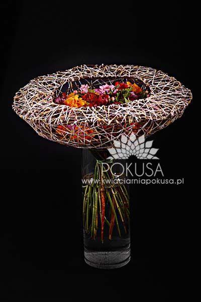 Kwiaciarnia POKUSA - Kielce - wiązanki ślubne, wiązanki okolicznościowe, rośliny doniczkowe, dodatki florystyczne, upominki - doręczanie kwiatów