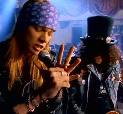 ... rock n roll rock stars mania bit sweets sweet child o mine forward  Axl Rose Sweet Child O Mine