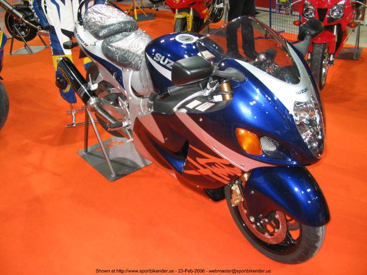 2006 Suzuki GSX 1300R Hayabusa. Custom Sport BikesSuper ...