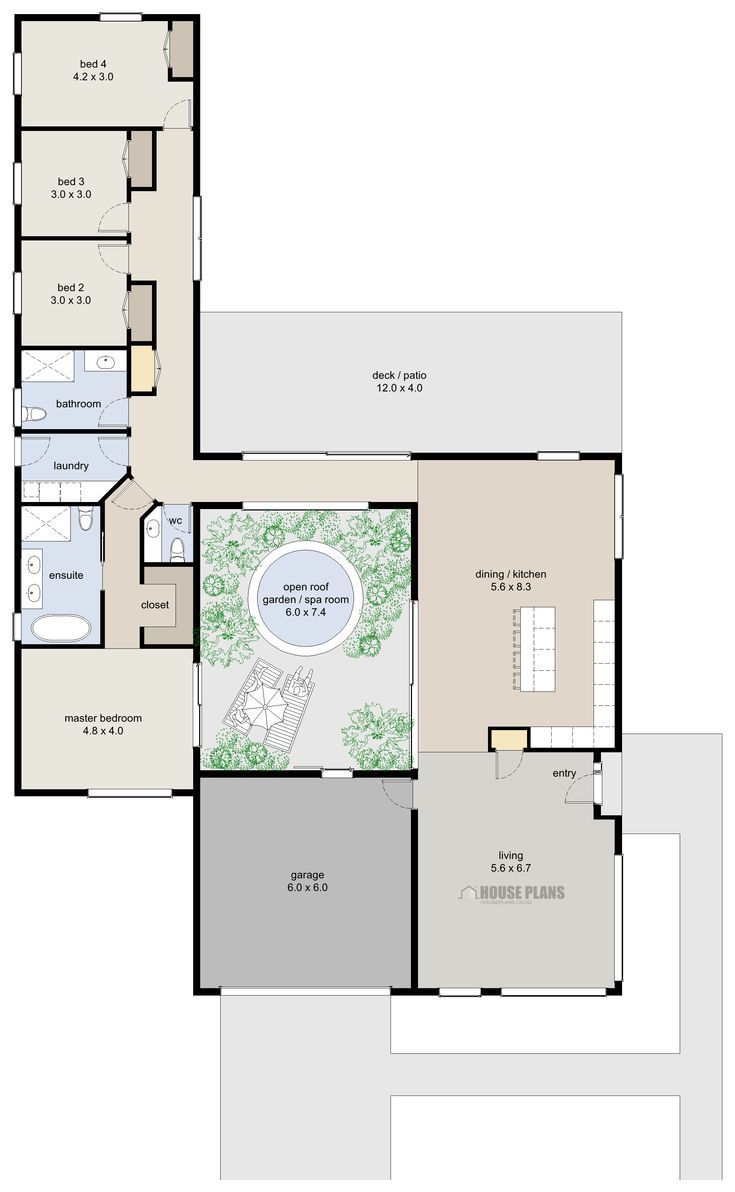 5 x 8 bathroom floor plans - Posted In 4 Bedroom House Plans Luxury Homes Modern Homes