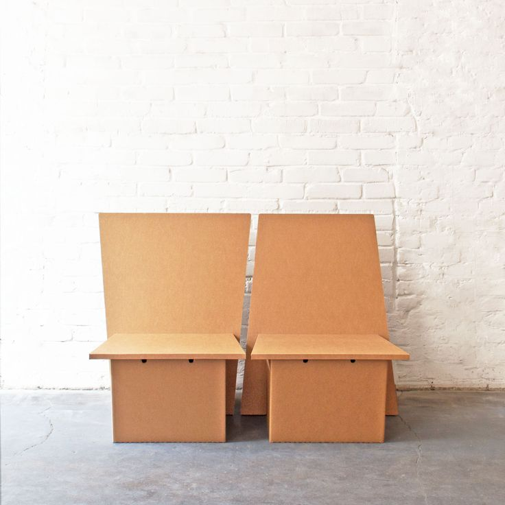 cardboard lounge chair stange design berlin wohnen home pinterest lounges st hle und. Black Bedroom Furniture Sets. Home Design Ideas