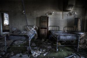 De10.mx >> 10 fotos aterradoras de hospitales psiquiatricos