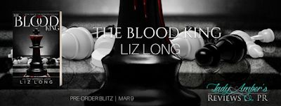 The Blood King Pre Order Blitz with USA Today Bestselling Author Liz Long.    Title: The Blood King (Book 1 of the Brighton Duology)  Author: Liz Long  Genre: Young Adult Dystopian  Cover Designer: Molly Phipps of We Got You Covered Book Design  Publication Date: April 10th 2018  Hosted by: Lady Ambers PR  Blurb:  In the kingdom of Brighton a President-turned-King offers poor teens the chance to join KEY the Kings Education for Youth. Seventeen-year-old Reina Torres jumps at the chance to be…