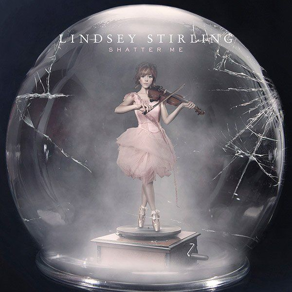 Lindsey Stirling Shatter Me on Vinyl LP Shatter Me is the second studio album by violinist and solo artist Lindsey Stirling. It is Stirling's first album to include collaborations with other vocalists