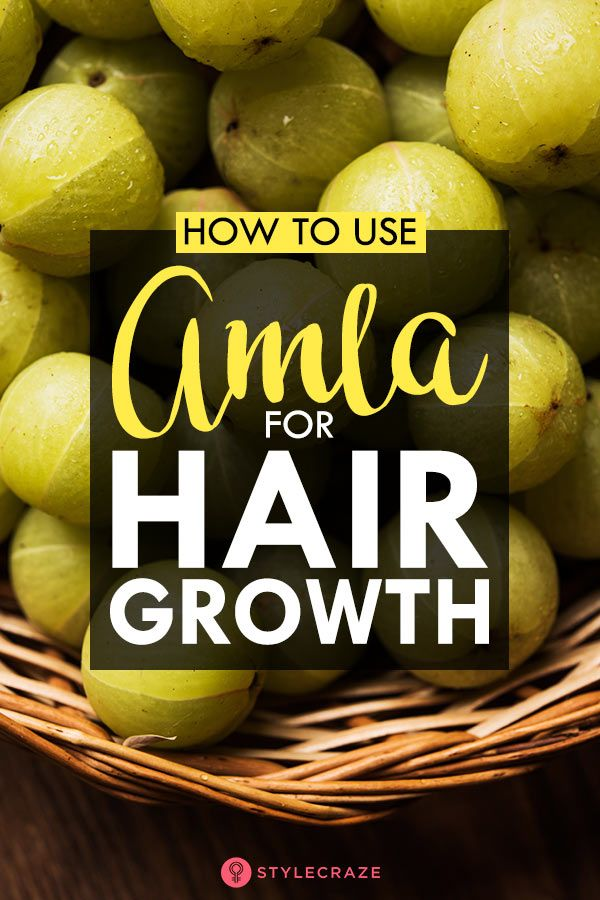 How To Use Amla For Hair Progress