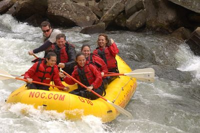 White Water Rafting on the Cheat River, WV....I really want to try this summer!