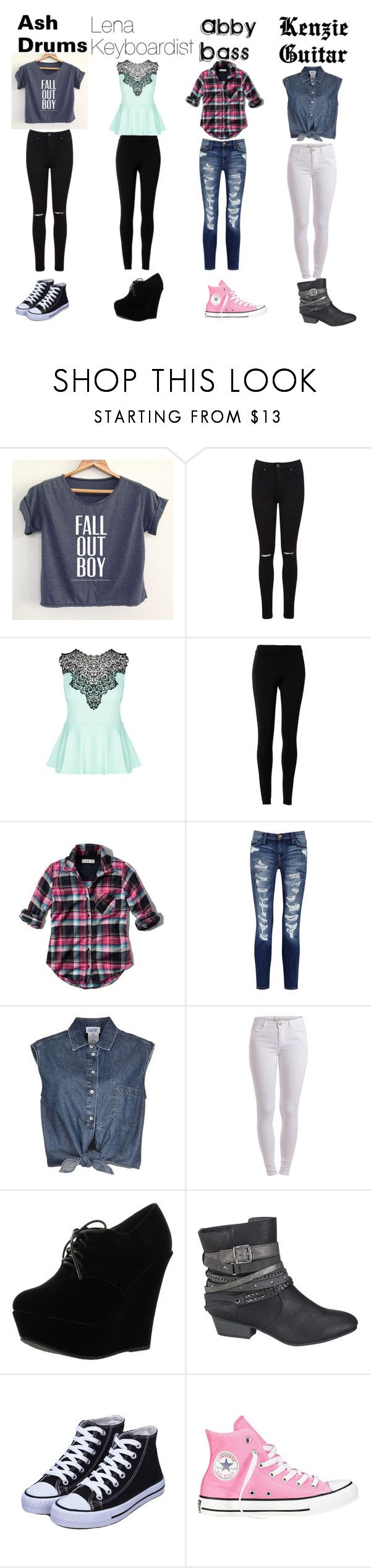 Elementary school kids writing letters to veterans lulz ensued -  Battle Of The Bands Outfits By Mdeek Liked On Polyvore Featuring Miss Selfridge