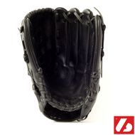 GL-120 competition baseball glove, genuine leather, outfield 12', black