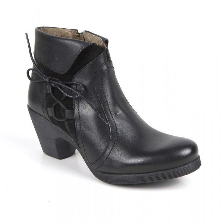 Boston 026 Negro #Yokono #YokonoShoes #ZapatosBlack
