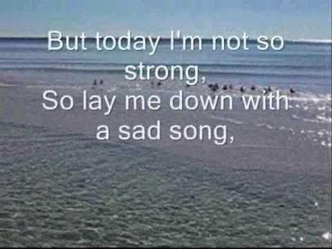Norah Jones - Wake Me Up When It's Over - Lyrics
