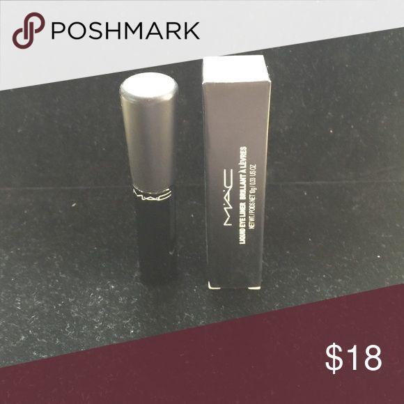 Mac Eyeliner Mac eyeliner black MAC Cosmetics Makeup Eyeliner