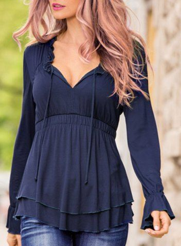 1000  ideas about Navy Blouse on Pinterest | Navy blue blouse ...