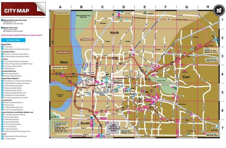 25 Best Ideas About Memphis Map On Pinterest  Map Of