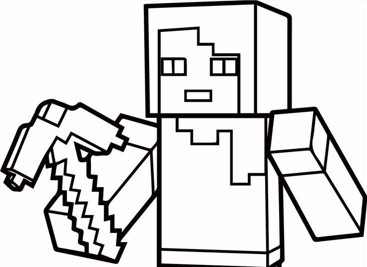 Minecraft Zum Ausdrucken Malvorlagen 29834 e1550718920352