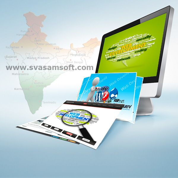 Svasamsoft the best web designing and development company in India, designs and develops website using the following languages HTML4, HTML5, XHTML, DHTML, XML, PHP, My SQL, Flash, J-query and Java Script. It is specialized in mobile application, android application, e-commerce, search engine optimization, social media optimization, multimedia solutions and content management system.    Read more at: http://www.bizbilla.com/articles/Web-Designing-and-Web-Development-Company-in-India-164.html
