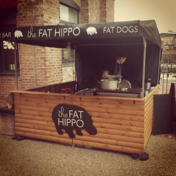 Fat Hippo Pop Up!