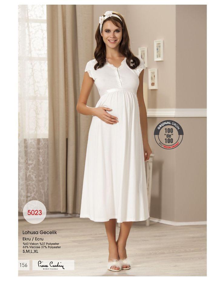 Pierre Cardin 5023 Lohusa Gecelik | Mark-ha.com #stylish #fashion #newseason #yenisezon #trend #moda #hamile #lohusa #doğumçantası #hastaneçıkışı