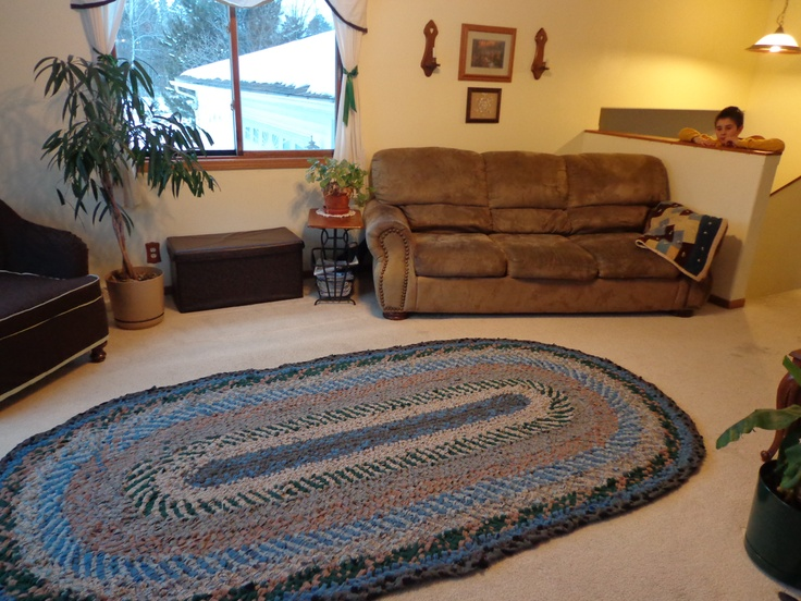 17 Best Images About Rag Rug Ideas On Pinterest Wool