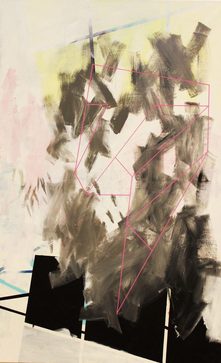 Pink line -Jeroen Molenaar, 2016.