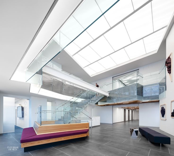 New Office Projects by Emerging Firms