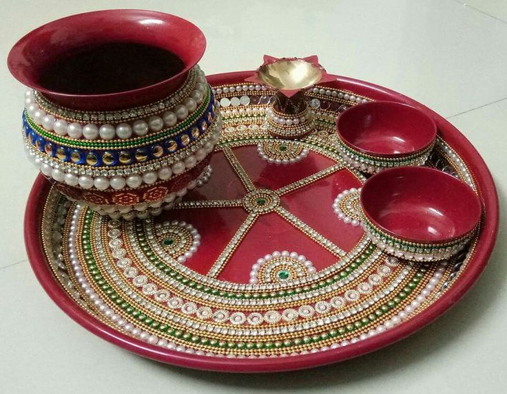 The 356 Best Images About Pooja Thali On Pinterest Henna