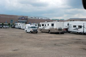 RV Boondocking Tips and where to stay if it's just a night or two.