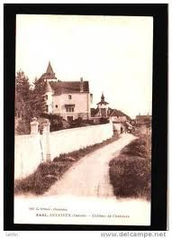 Walking into Chessine from Ruffieux a long while ago