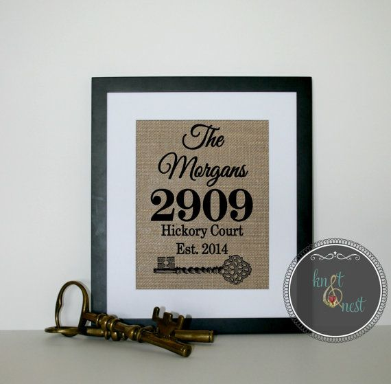 Personalised Home Is Where New Home Gift Print By: 1000+ Ideas About New House Gifts On Pinterest